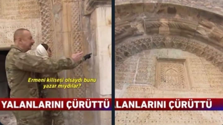 En Artsakh (Arménie), l'épuration culturelle a commencé dans l'indifférence générale