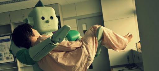 Robot cuidador