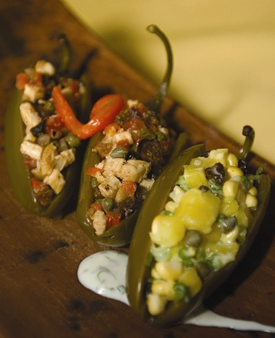 Food of the week: Chile rellenos