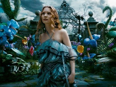 Cinematic Fashion: Alice in Wonderland