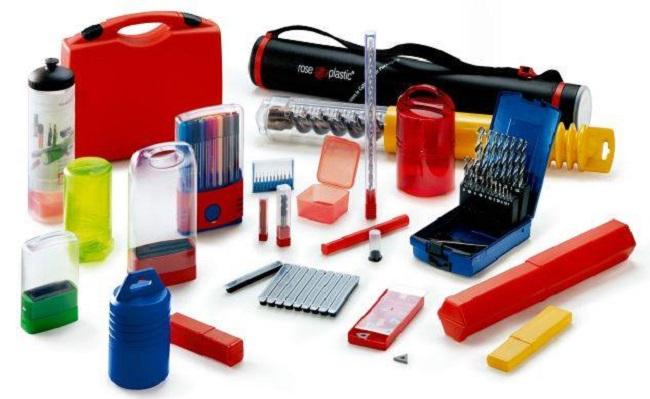 Sản phẩm của các kỹ thuật đúc nhựa