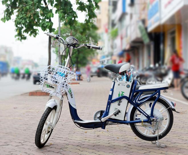 Xe đạp điện Hkbike Zinger Extra