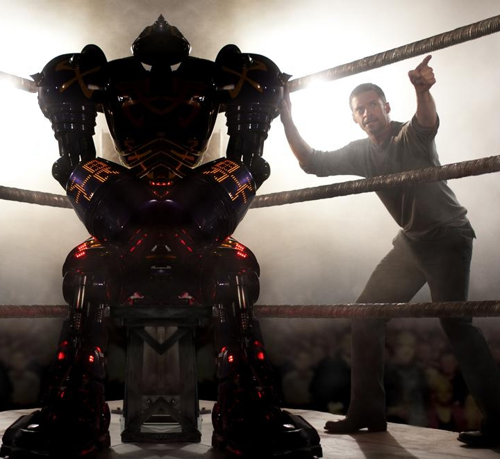 """Real Steel"" at Cheyenne's Popcorn Palace"