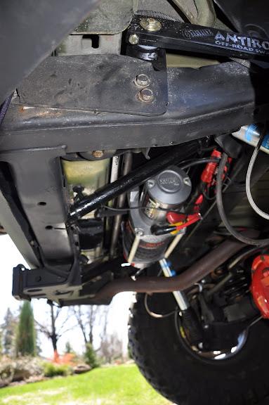 mounting a rear winch | jkowners forum  jkowners