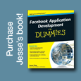 Purchase Facebook Application Development For Dummies