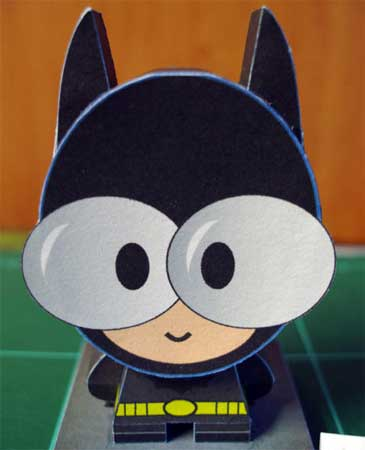 CeBe Paper Toy Batman
