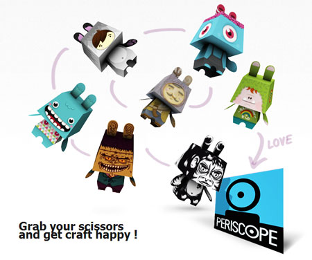 Pepetz Paper Toy