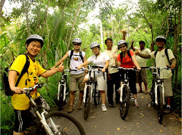 Bali countryside cycling tour - Bike tour Start Point