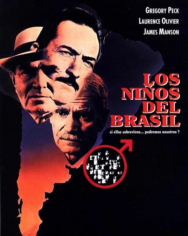 Los niños del Brasil (1978, Franklin J. Schaffner)