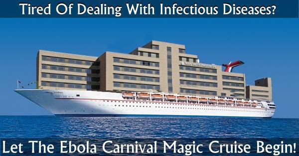 Ebola-Cruise