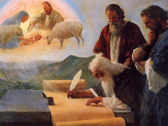 Izaija opisuje Isusovo rođenje