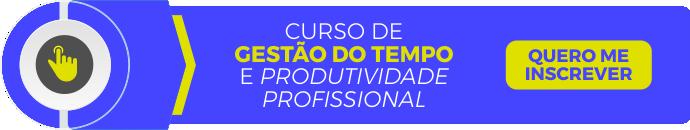 Curso de gestão de tempo e produtividade profissional