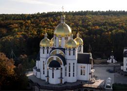 Religious tour in Ukraine
