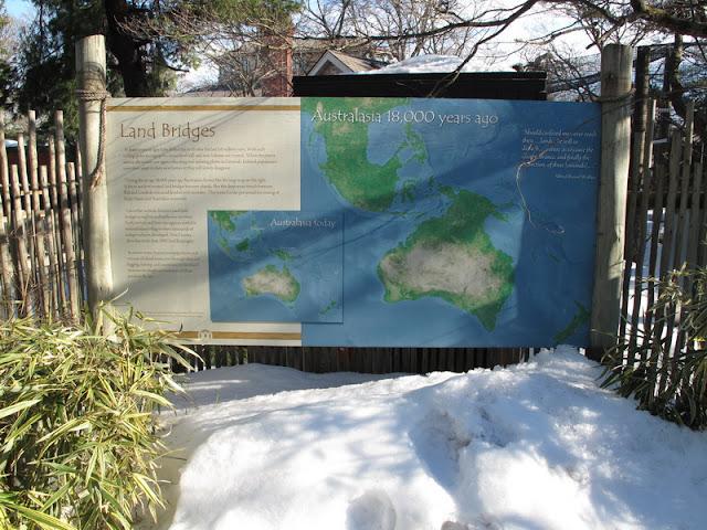 Trochę historii - Australazja 18000 lat temu