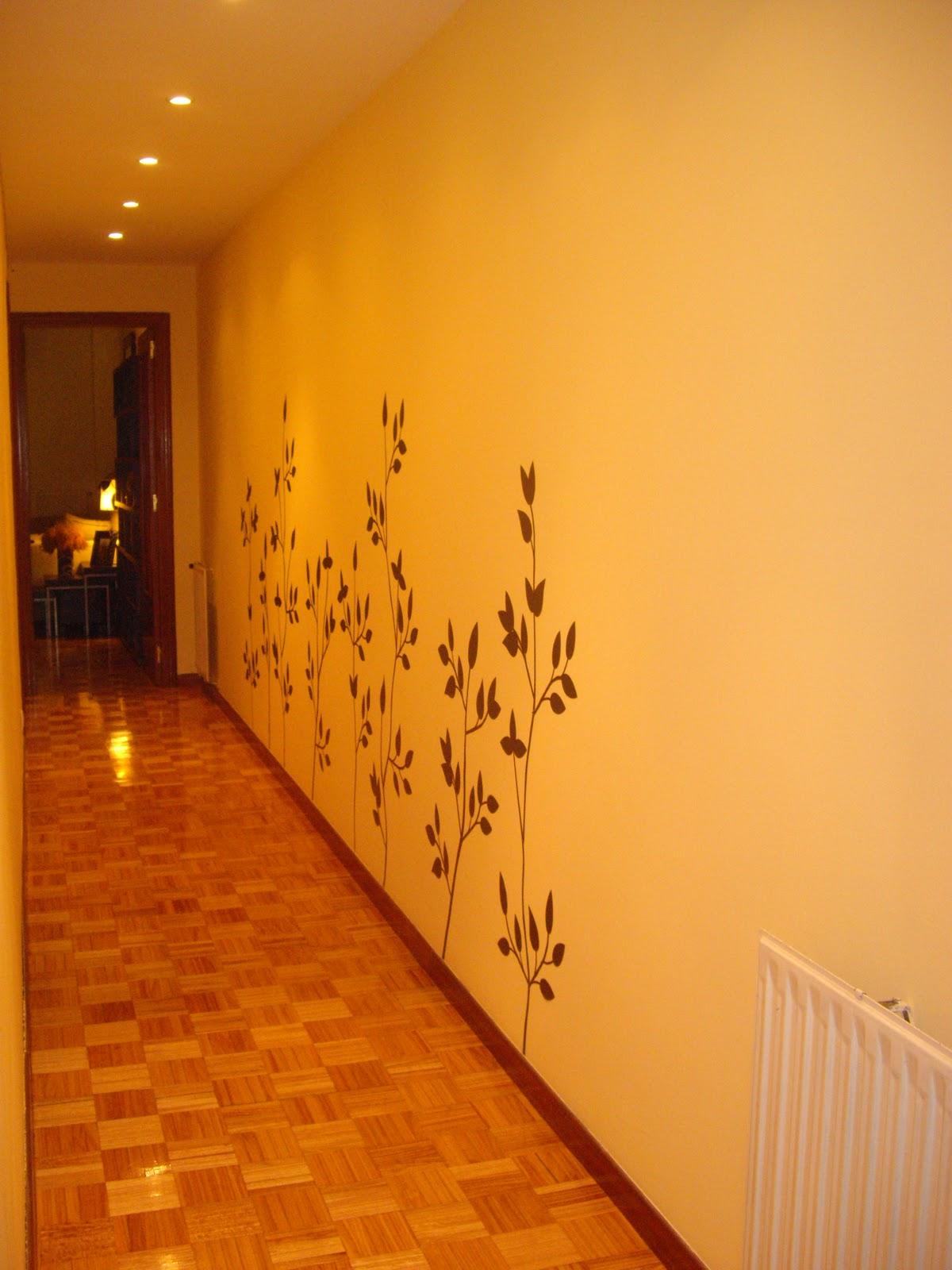 Ideas para decorar un patio exterior for Decorar paredes patio exterior
