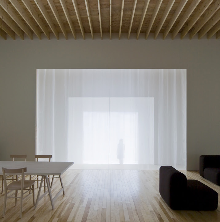 Minimalist Japanese Interior Designed by Jun Igarashi Architects