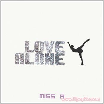 miss A ปล่อยเพลง 'Love Alone' ออกมาแล้ว