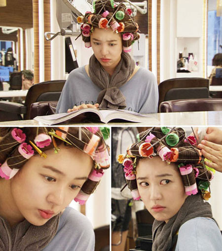 """ตัวอย่าง Lie To Me และภาพในกองถ่ายของ Yoon Eun Hye , """"Lie to Me"""""""