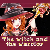 PC Game The Witch and The Warrior [portable]