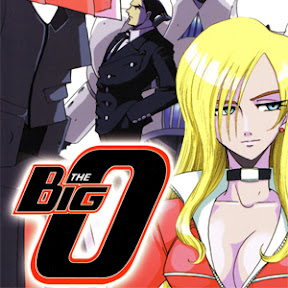Manga Scan The Big O [eng]