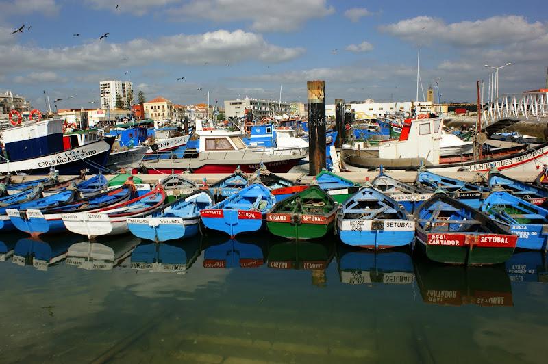 Botes de Pesca, Setúbal
