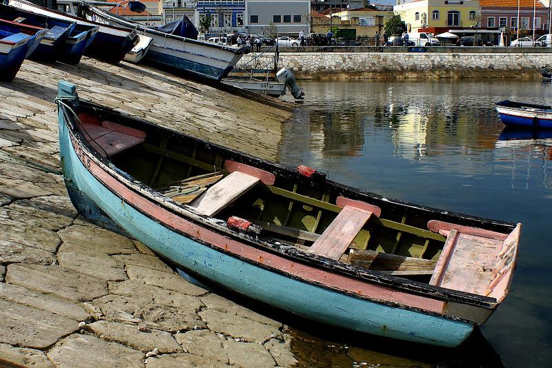 Barco na Docapesca, Setúbal
