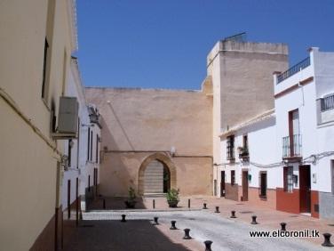 Fachada a calle Corredera