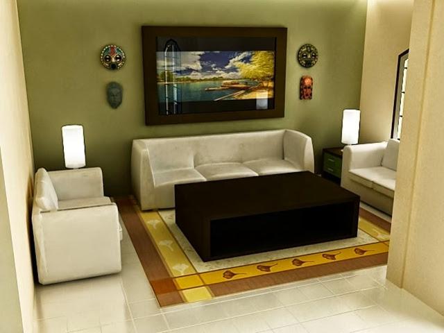 Sắp xếp ghế sofa cho phòng khách nhỏ