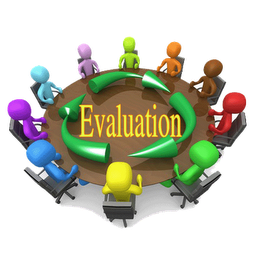 Image result for evaluation training clip art