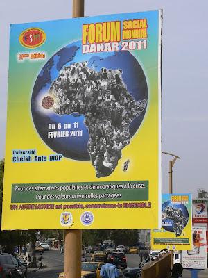 World Social Forum 2011 Dakar