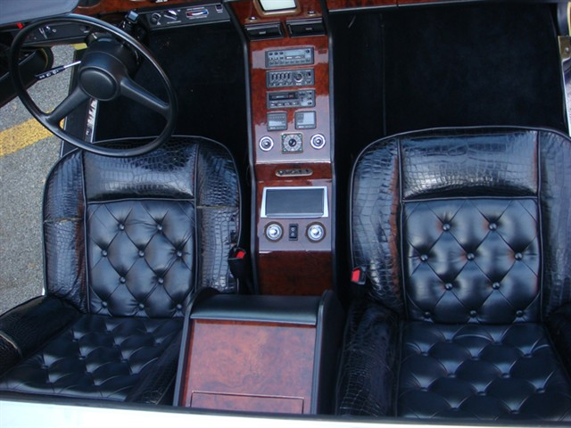 1987 Rolls Royce Silver Spirit Convertible by Carrozzeria Touring