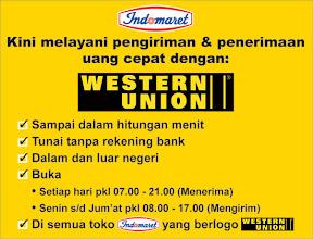Indomaret - Western Union