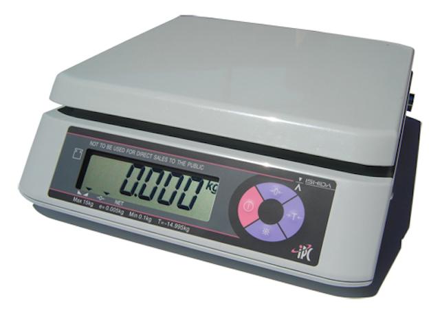 Cân điện tử 30kg giúp cân các loại thực phẩm cho kết quả chính xác cao