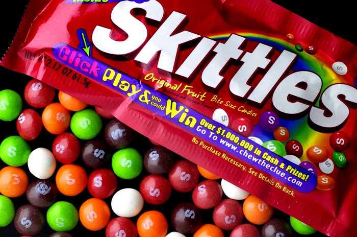 Skittles are delicious. Fact.