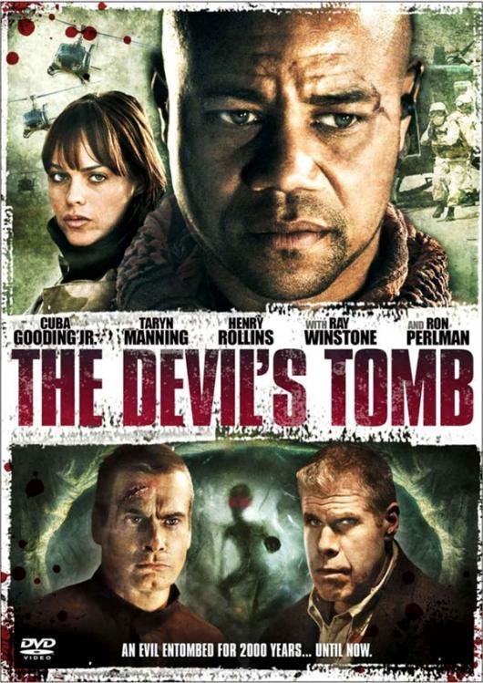 Phim Ngôi Mộ Của Quỷ - The Devils Tomb - Wallpaper