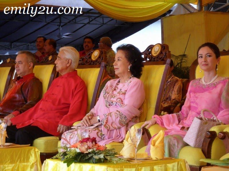 Perak royal family