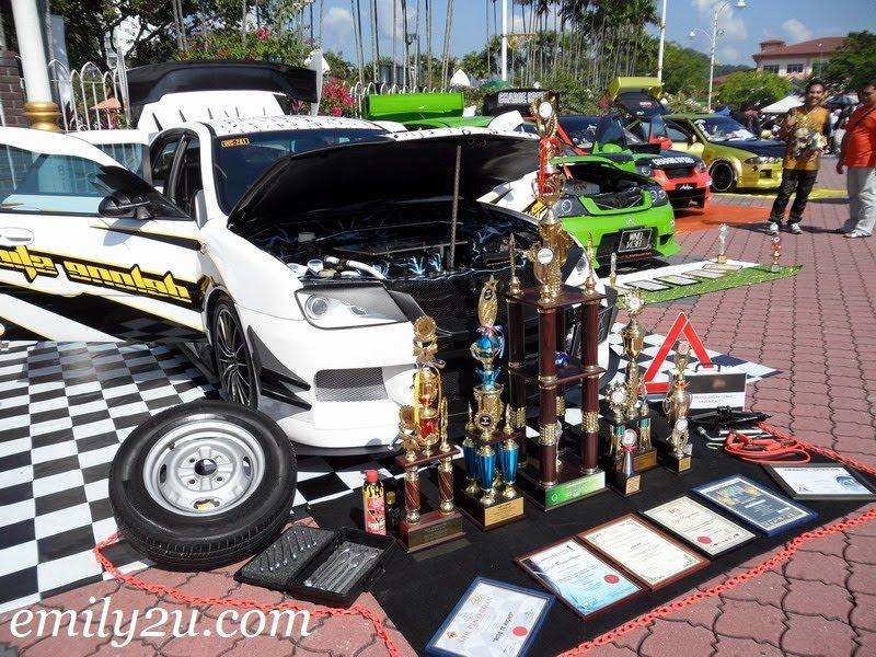 award-winning car
