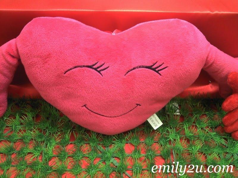 ink smilie heart
