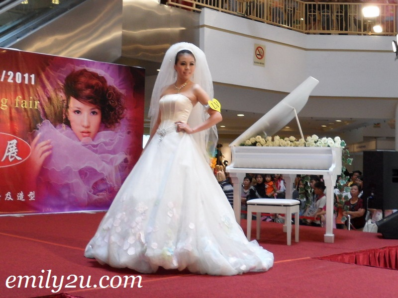 Only You Wedding Fair Bridal Fashion Show