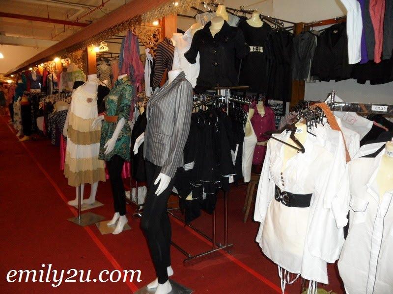 ladies' clothes