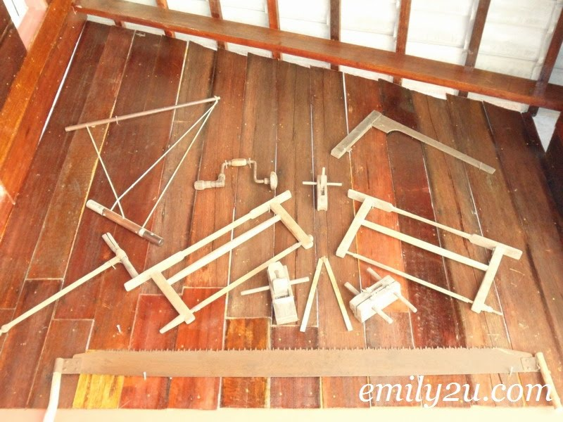 carpentry tools of old