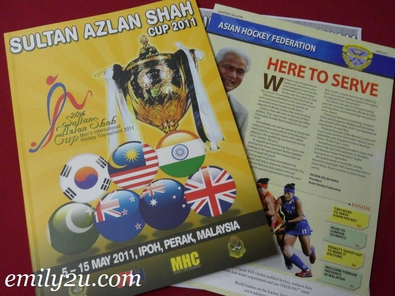 Sultan Azlan Shah Cup 2011 Ipoh