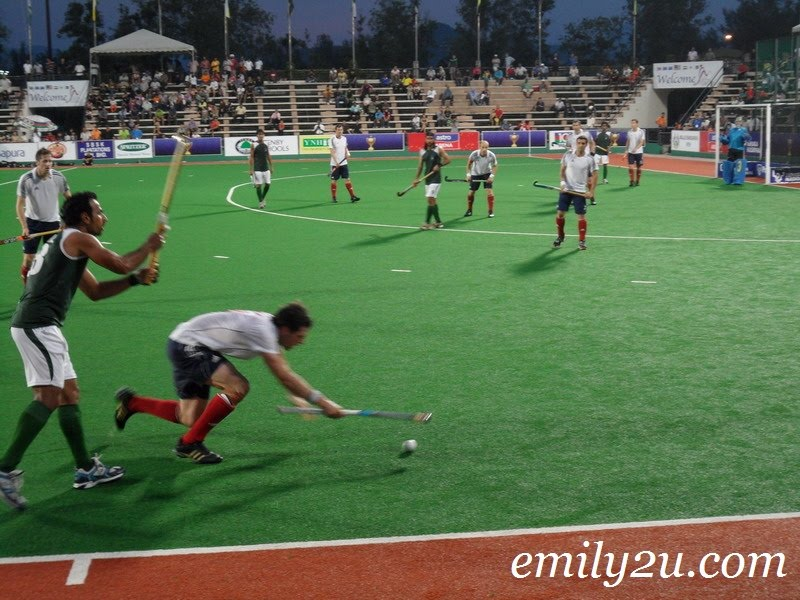 Pakistan vs. Great Britain (2011 Sultan Azlan Shah Cup)