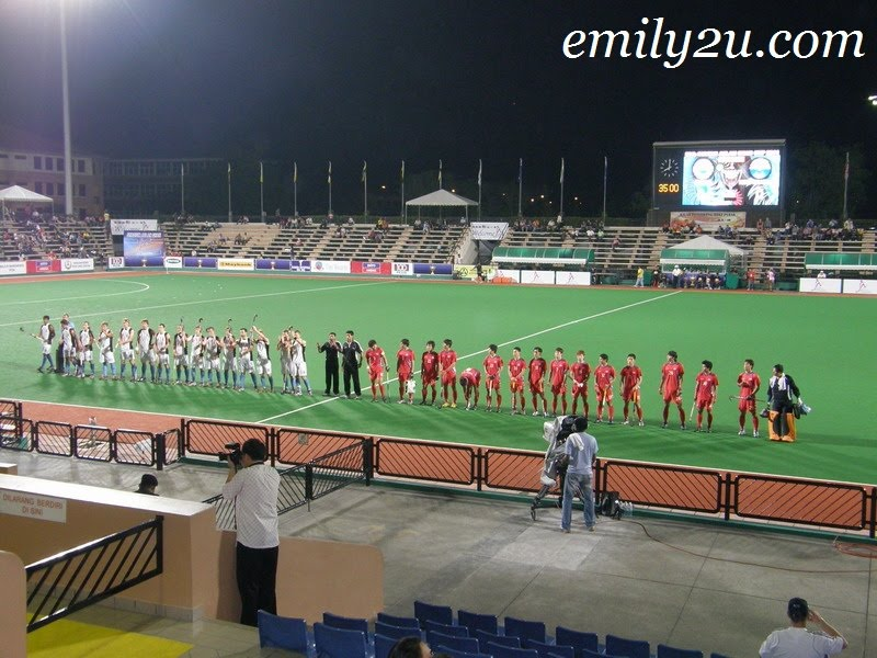 NZ vs. KOR: More Pictures From 2011 Sultan Azlan Shah Cup (Hockey)