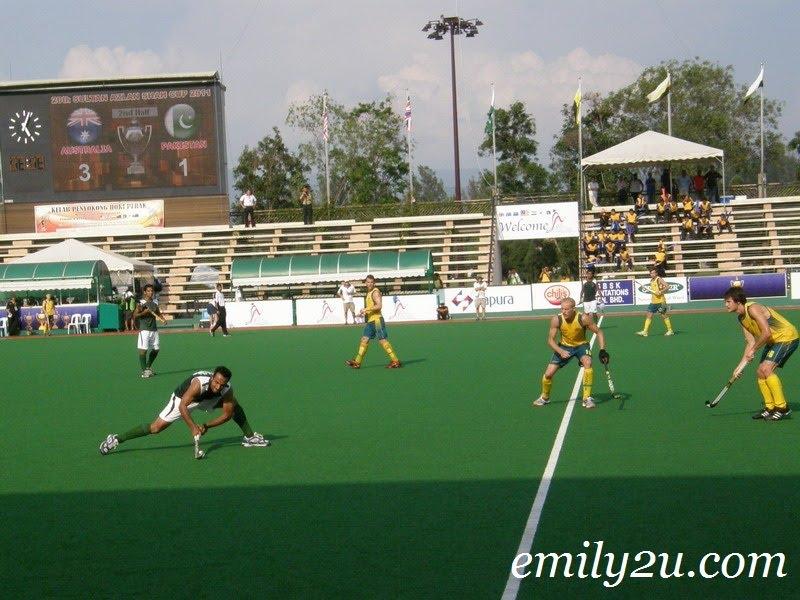 hockey AUS PAK 9
