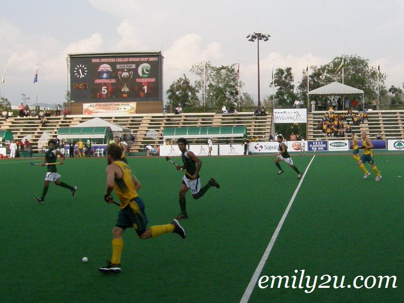 hockey AUS PAK 15
