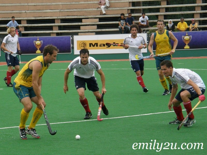Great Britain vs Australia 2