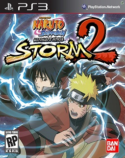 naruto ultimate ninja storm 2 lote 4 0002 20100621110159937 Naruto Ultimate Ninja Storm 2 [PS3]