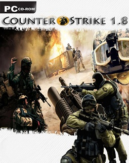 34o5y0n Counter Striker 1.8 (PC)