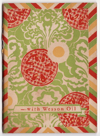 Wesson Canola Oil. is to mix Wesson Oil into